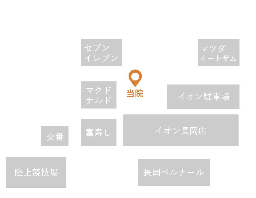 てつ整骨院 地図